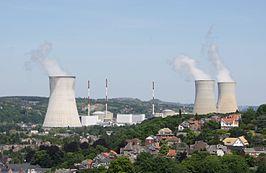 Afbeeldingsresultaat voor kerncentrale tihange