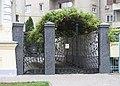 Timisoara, poarta casei Emil Szilard.jpg