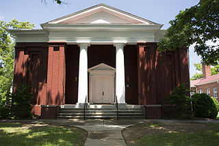 Tinkling Spring Presbyterian Church United States historic place