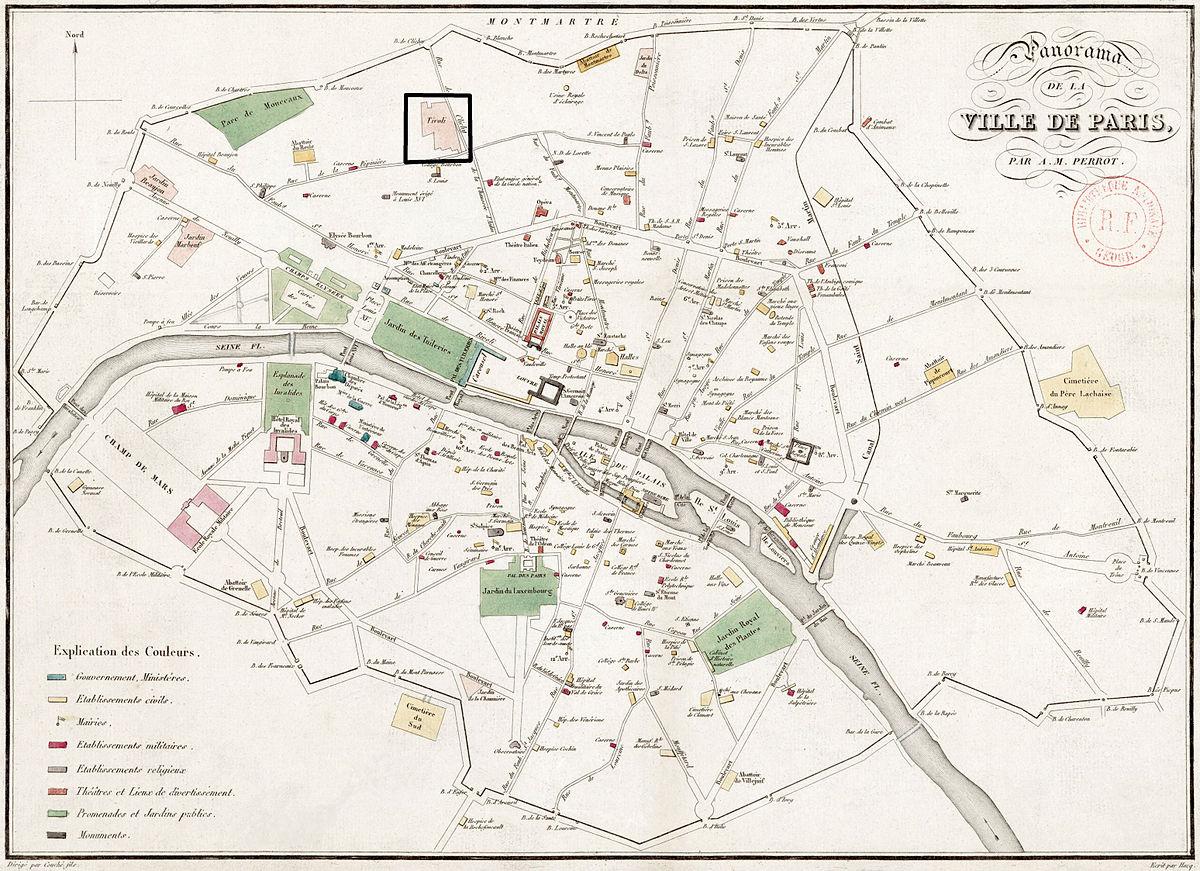 jardin de tivoli paris wikipedia - Jardins De Tivoli