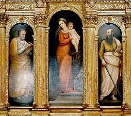 Castello Roganzuolo Altarpiece