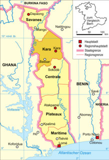 Kara Region Region in Togo