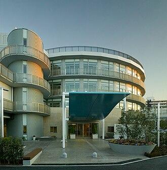 RTKL Associates - Tokyo Bay Rehabilitation Hospital, Tokyo, Japan