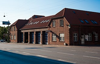Copenhagen Fire Department - Tomsgården Fire Station