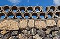 Top of the wall, Arafo, Tenerife, Spain 06.jpg