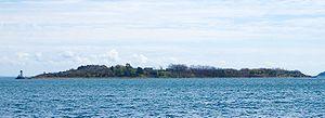 øy i vestfold kryssord