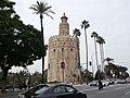 Torre del Oro, Sevilla, España, 2020 05.jpg