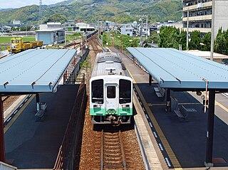 Tosa-Ikku Station Railway station in Kōchi, Japan