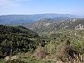 Toudon, paysages sur la route de Nice peu après le village 06.jpg