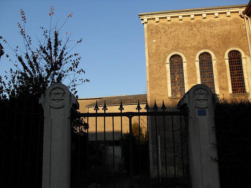 Toul Synagogue