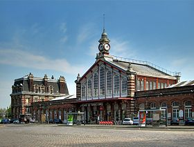 Image illustrative de l'article Gare de Tourcoing