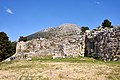Tourists heading to the Lion Gate of Mycenae.jpg