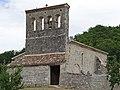 Tournon-d'Agenais - Église Saint-André-de-Carabaisse -2.JPG
