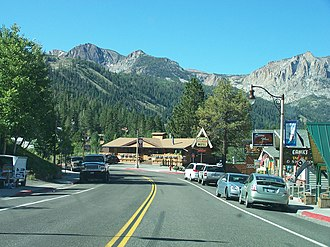 June Lake, California - Town of June Lake