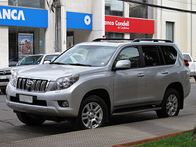 Image illustrative de l'article Toyota Land Cruiser Prado