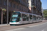 Tramway Strasbourg FRA 001
