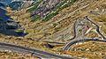Transfăgărășan Highway; by foot or cablecar? Your choice! (8127933986).jpg