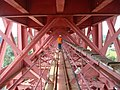 Travaux de rénovation du viaduc de Garabit (intérieur).jpg