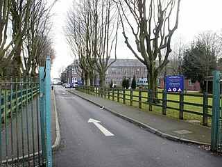 Whitchurch High School Foundation school in Whitchurch, Cardiff, Wales