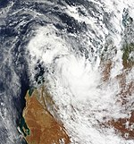 Tropical Low 13U - 28 February 2009.jpg
