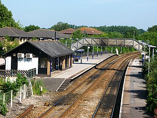 Trowbridge railway station