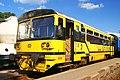 Trutnov hlavní nádraží, vlak společnosti Viamont Regio.jpg