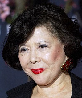Tsai Chin (actress) singer