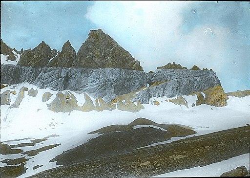 Tschingelhörner Martinsloch; Tektonikarena Sardona (UNESCO-Welterbe in der Schweiz)