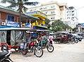 Tuk tuks serendipity road Sihanoukville.jpg