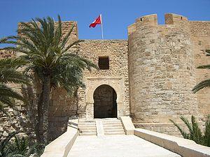 Houmt El Souk - Bordj el Kebir fort