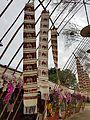 Tung flags - Wat Hiranyawat - Chiang Rai - 2017-01-02 - 004.jpg