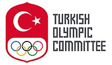 Turkish National Olympic Committee logo