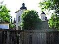 Turnul clopotniţă al Mănăstirii Hlincea2.jpg