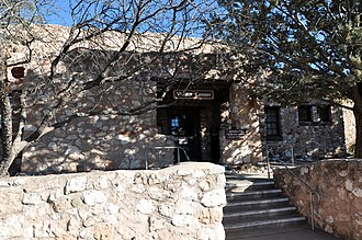 Tuzigoot National Monument - Image: Tuzigoot Museum near (Clarkdale, Arizona)