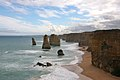 Twelve Apostles, Victoria, Australia-2June2010.jpg