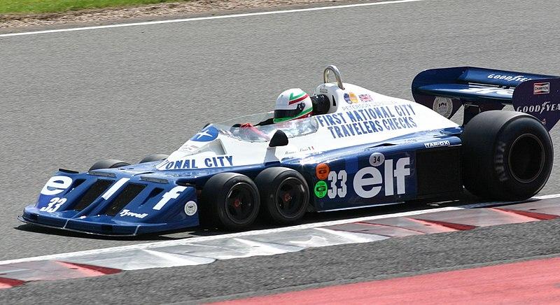 https://upload.wikimedia.org/wikipedia/commons/thumb/3/3b/Tyrrell_P34_2008_Silverstone_Classic.jpg/800px-Tyrrell_P34_2008_Silverstone_Classic.jpg