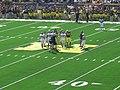 UConn vs. Michigan 2010 10 (coin toss).JPG