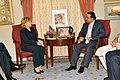 UNGA 2009- Secretary Clinton Meets With Pakistani President (3954076527).jpg