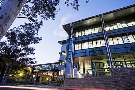 The SMART Infrastructure Facility, on the University of Wollongong campus UOW Smart Infrastructure Facility.jpg