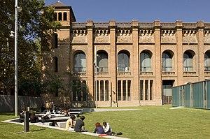 Pompeu Fabra University - Ciutadella Campus, Universitat Pompeu Fabra - Barcelona