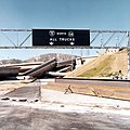USGS - 1971 San Fernando earthquake - Collapse of Newhall Pass interchange.jpg