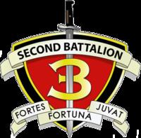 USMC - 2nd Battalion 3rd Marines