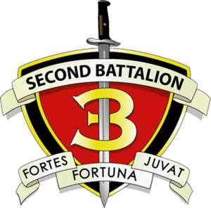 2nd Battalion, 3rd Marines - 2nd Battalion, 3rd Marines insignia