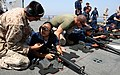 USS Ashland Shotgun, M16 Qualification DVIDS260659.jpg