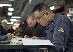 USS Bonhomme Richard (LHD 6) E-7 Advancement Exam 2017 170119-N-TH560-008.jpg