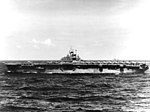 USS Bunker Hill (CV-17) underway in March 1945.jpg