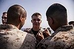 USS Essex, U.S. Marines celebrate July promotions 150701-M-JT438-443.jpg