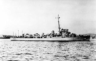 USS <i>Lovering</i> (DE-39)