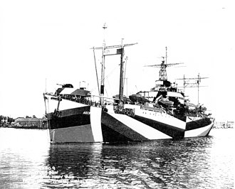 USS Wasatch (AGC-9) - Image: USS Wasatch (AGC 9)