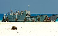 US Army 52877 Bright Star 09 Amphibious Exercise